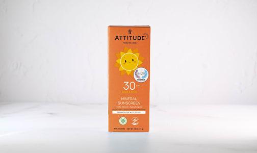 Mineral Sunscreen SPF 30 Baby & Kids - Vanilla Blossom- Code#: PC3399