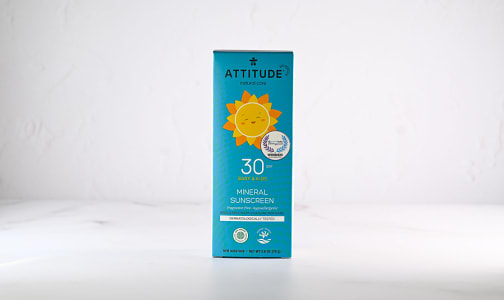 Mineral Sunscreen SPF 30 Baby & Kids - Fragrance Free- Code#: PC3402
