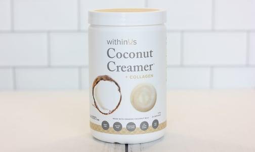 Coconut Creamer + TruMarine™ Collagen- Code#: PC3405