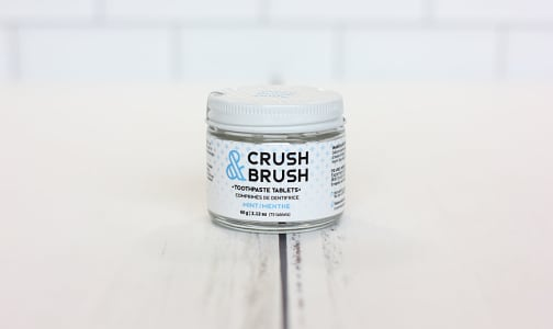 Crush and Brush - Mint- Code#: PC3415