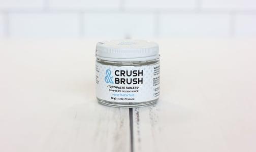 Crush and Brush - Mint- Code#: PC3415