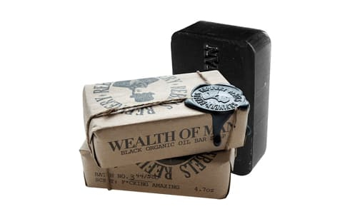 Wealth of Man Organic Oil Bar Soap- Code#: PC3430