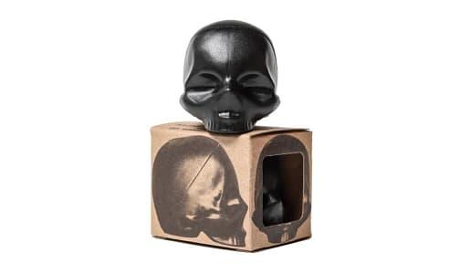 Skull Lip Balm - Black Vanilla- Code#: PC3435