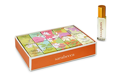 Organic Roll-On Perfume Gift Set- Code#: PC3446