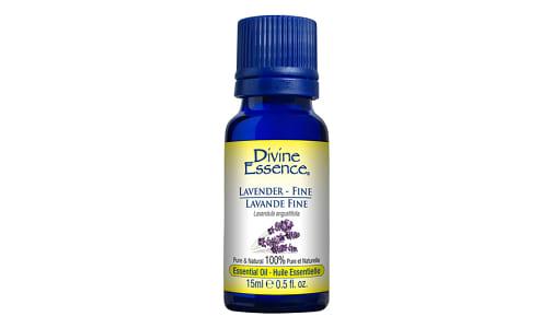 Organic Lavender - Fine- Code#: PC3535