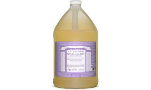 18-in-1 Hemp Pure-Castile Soap - Lavender- Code#: PC3620