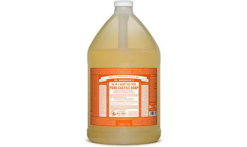 18-in-1 Hemp Pure-Castile Soap - Tea Tree- Code#: PC3630