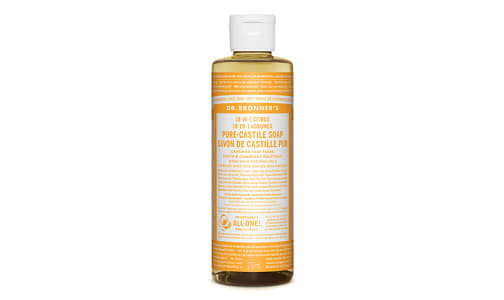 18-in-1 Hemp Pure-Castile Soap - Citrus- Code#: PC3635