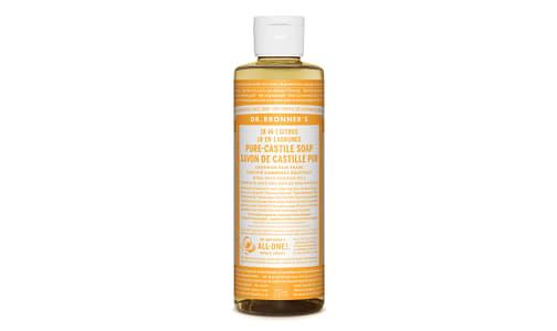 18-in-1 Hemp Pure-Castile Soap - Citrus- Code#: PC3635