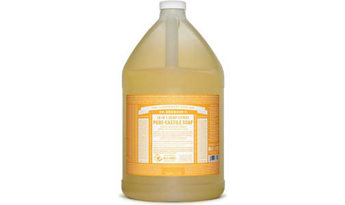 18-in-1 Hemp Pure-Castile Soap - Citrus- Code#: PC3637