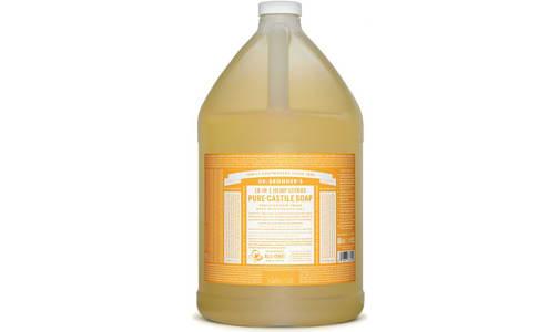18-in-1 Hemp Pure-Castile Soap - Citrus- Code#: PC3637