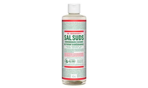 Sal Suds Biodegradable Cleaner- Code#: PC3643