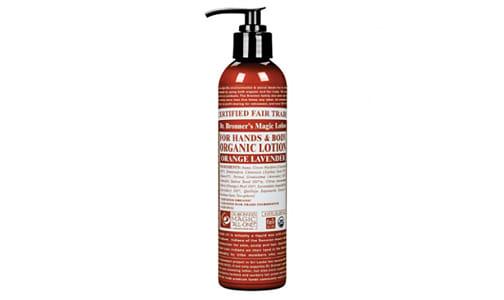 Organic Hand & Body Lotion - Orange Lavender- Code#: PC3649