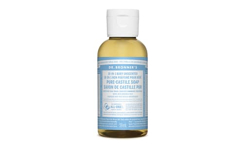18-in-1 Hemp Pure-Castile Soap - Unscented- Code#: PC3654