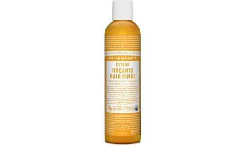 Citrus Organic Hair Rinse- Code#: PC3665