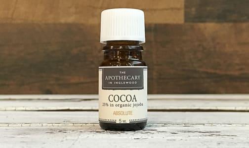 Organic Cocoa Abolute, Essential oil- Code#: PC3969