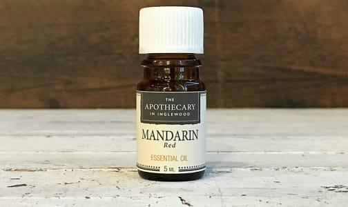 Organic Mandarin, Red, Essential Oil- Code#: PC3974
