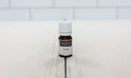 Organic Sage, Essential Oil- Code#: PC3977
