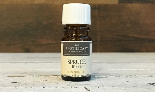 Black Spruce, Essential Oil- Code#: PC3978