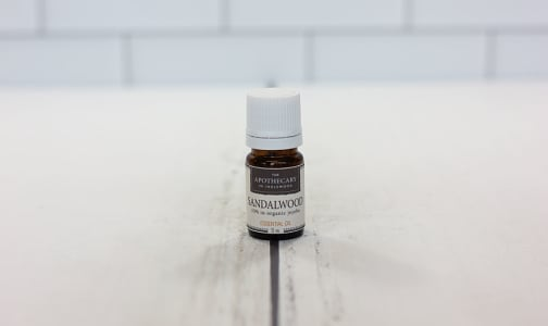 Organic Sandalwood 10%, Essential Oil- Code#: PC3980