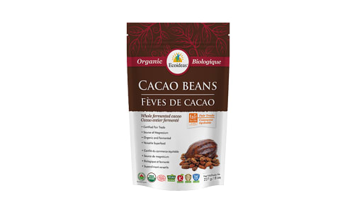Organic Cacao Beans - Fair Trade- Code#: PC4035