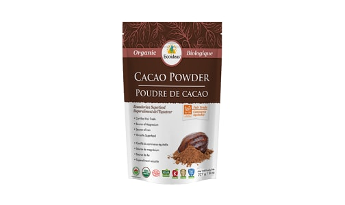 Organic Cacao Powder - Fair Trade- Code#: PC4038