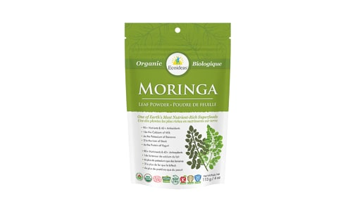 Organic Moringa Powder- Code#: PC4042