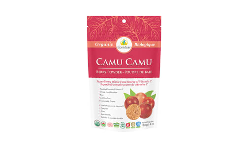 Organic Raw Camu Camu Berry Powder- Code#: PC4044