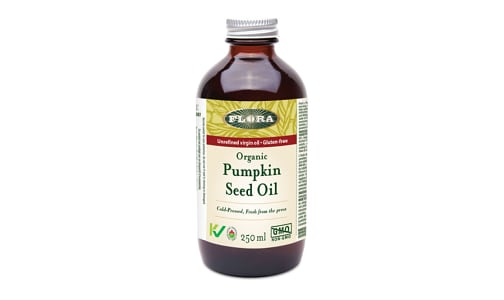 Organic Pumpkin Seed Oil- Code#: PC4082