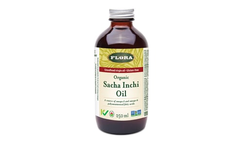 Organic Sacha Inchi Oil- Code#: PC4083