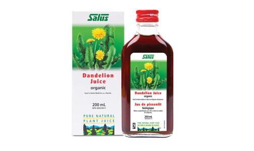 Organic Dandelion Juice- Code#: PC4089