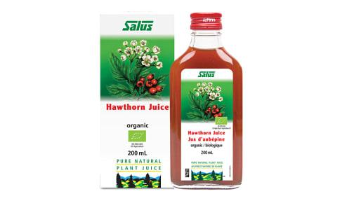 Organic Hawthorn Juice- Code#: PC4091