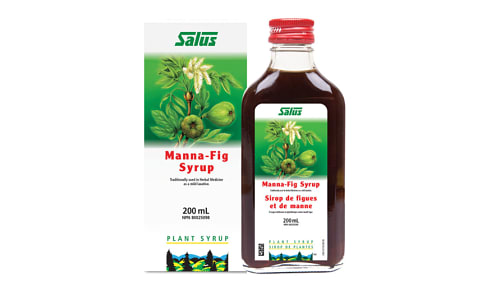 Manna-Fig Syrup- Code#: PC4092