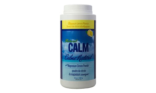 Magnesium Citrate Powder - Sweet Lemon- Code#: PC41000251