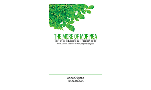 The More of Moringa Book- Code#: PC41000269