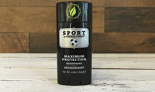 Organic Sport Deodorant Maximum Protection- Code#: PC410006