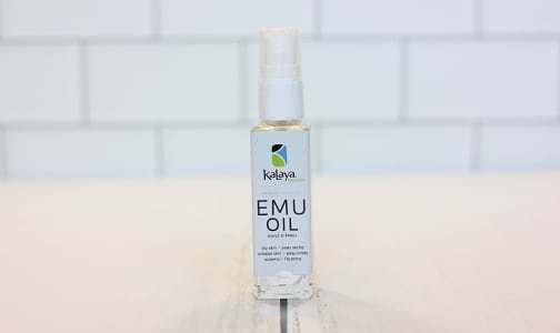 Emu Oil- Code#: PC410012