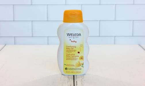 Organic Calendula Baby Oil- Code#: PC410032