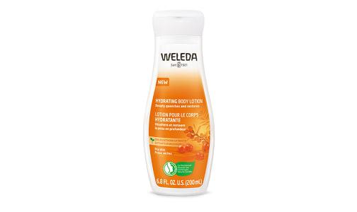 Organic Hydrating Body Lotion- Code#: PC410052