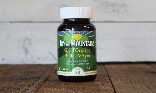 Organic Oil Of Oregano- Code#: PC410062