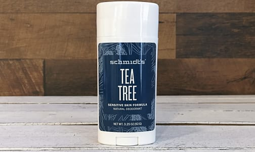 Tea Tree Sensitive Deodorant Stick- Code#: PC410068