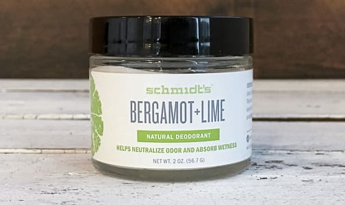 Bergamont + Lime, Jar- Code#: PC410075