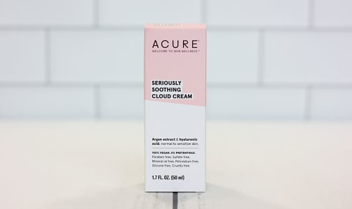 Soothing Cloud Cream- Code#: PC410123