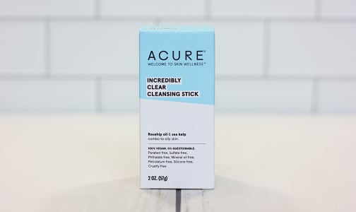 Incredibly Clear Cleansing Stick- Code#: PC410128
