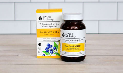 Organic Your Flora - Family- Code#: PC410143