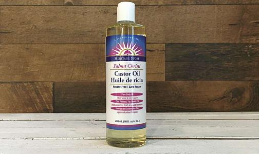 Castor Oil- Code#: PC410161