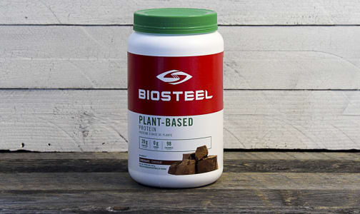 Plant Based Protein, Chocolate- Code#: PC410181