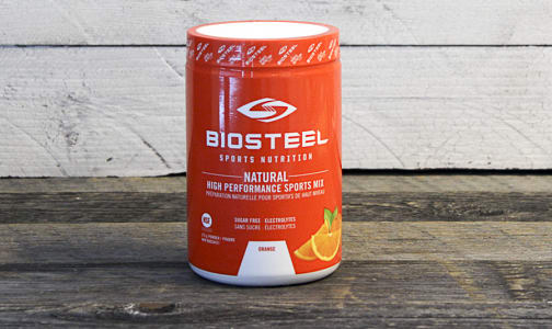 High Performance Sport Drink, Orange- Code#: PC410187