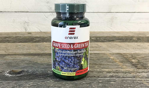 Grape Seed Green Tea- Code#: PC410198