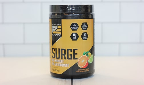 Surge Pre-Workout Citrus- Code#: PC410216